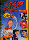 The Goose Who Knew Too Much by Peter Utton (Paperback, 2003)