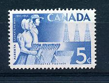 Canada 1955 PIONEER coloni sg481 MNH