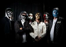 Hollywood Undead 1 A3 Promo Poster M485