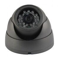 Ir Night Vision Outdoor Vandal Dome Turret Eyeball Cctv Camera 650tvl Osd Dwdr