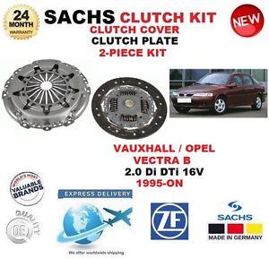 para-Opel-VECTRA-B-2-0-DI-DTI-16v-1995-gt-SACHS-2-piezas-EMBRAGUE-NO-Cojinete