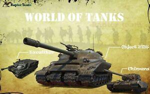 World-Of-Tanks-Object-279E-Chimera-Excalibur-MISSIONS-Not-bonus-code-WOT