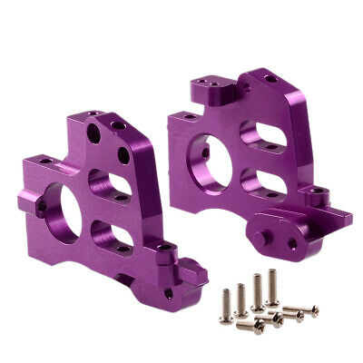 85045 Alum Front//Rear Gear Box Bulkhead 85045 FOR RC HPI SAVAGE 21 25 3.5 SS 4.6