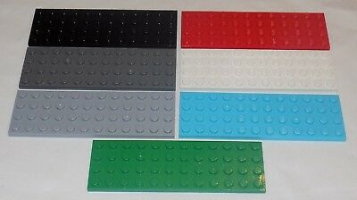 LEGO® Light Gray Plate 4 x 12 Design ID 3029