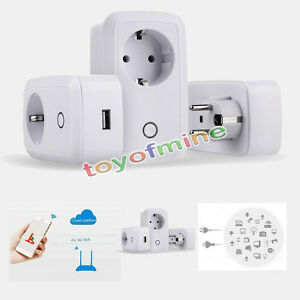 2-4G-Wireless-WIFI-Phone-Remote-Control-home-Smart-Timer-Socket-Switch-EU-N