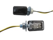 Black Mini E-marked LED Indicators for Harley Davidson Sportster Softail Project