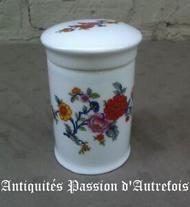 B2018138 - Pot Couvert En Porcelaine De Chauvigny - France - Très Bon état Cadeau IdéAl Pour Toutes Les Occasions