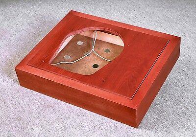 Plinth for Garrard 401 12 inches  macore