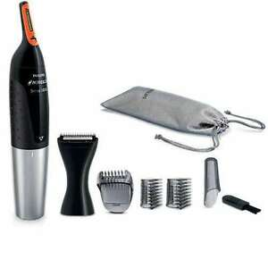 philips norelco nt5175 49 nose trimmer 5100 facial hair precision trimmer ebay. Black Bedroom Furniture Sets. Home Design Ideas