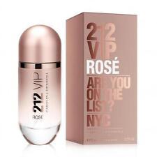 212 Vip Rose by Carolina Herrera  Eau de Parfum 2.7 oz 80 ml Spray