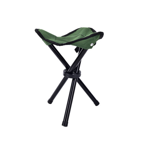 Outdoor Portable Lightweight Chair Camping Hiking Fishing Folding Picnic Seat UK