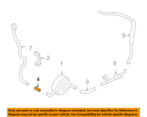 Motors Auto Parts & Accessories NISSAN OEM 04-08 Maxima 3.5L-V6 ...