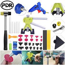 Paintless Hail Repair PDR Tools Dent Lifter Kit Set Glue Gun Tap Down Hammer Kit