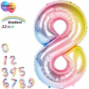 32-034-Gradient-Color-Number-0-9-Foil-Balloons-Rainbow-Digit-Birthday-Party-Decor