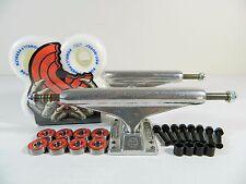 Independent 169 Stage 11 STD Trucks + Powell Peralta 60mm Rat Bones White Wheels