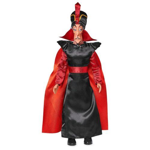 Disney Aladdin Jafar 33cm Classic Doll Boxed Toy Figure