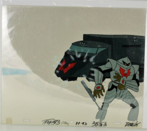 HeMan Masters of the Universe Original Animation filmation Cel HORDE TROOPER