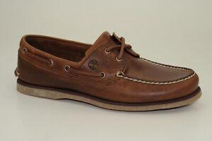 TIMBERLAND CLASSIC BOAT Shoes 2 Eye Segelschuhe Deckschuhe
