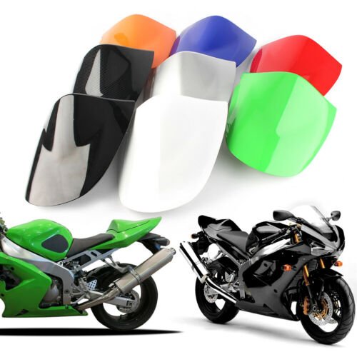Rear Passenger Seat Cowl Back Cover for Kawasaki ZX6R 2003-2004 8 Colors