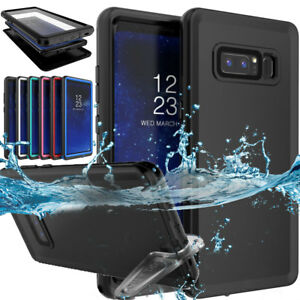 Waterproof-Shockproof-Tough-Armor-Cover-Case-F-Samsung-Galaxy-Note-8-S8-S9-Plus