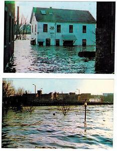 Lewiston-Auburn-Maine-Flood-1987-2-PCs
