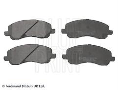 Lancer 1.5 1.8 Petrol 2.0 Diesel  08-12 Set of Front Brake Pads