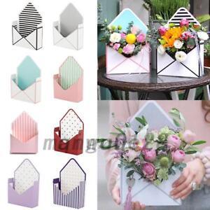 Bouquet-Flower-Boxes-Living-Vases-Florist-Flower-Plant-Aqua-Boxes-Envelope