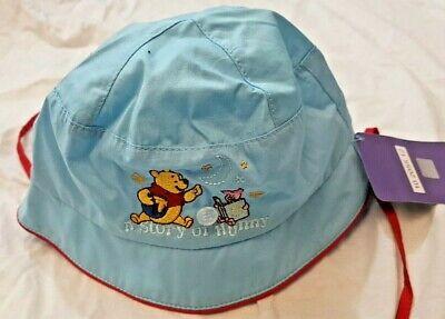 Berretto Per Bambino - Winnie The Pooh - A Story Of Hunny - Disney - Taglia 50 Elegante Nell'Odore