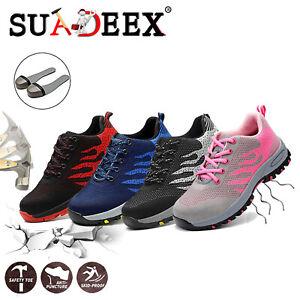 Chaussure-de-securite-homme-S3-femme-Chaussure-de-travail-Bottes-bouchon-acier