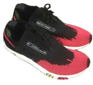 Details about Adidas Originals NMD Racer Primeknit Solar Red BD7728 Men's Size 11 /No Box