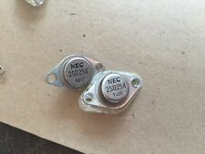 Pair Of Vintage Nec 2sd254 Transistors 2 Sets Available