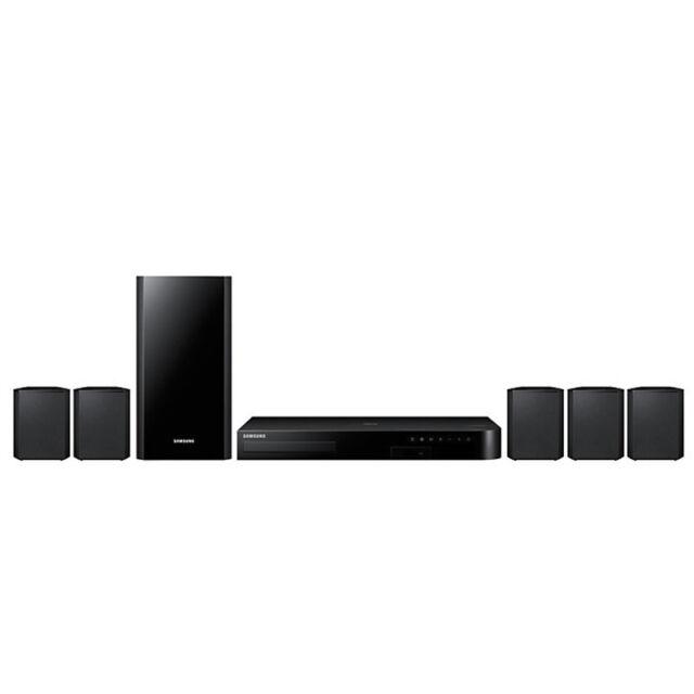 Samsung HT-J4500/EN Heimkinoanlage schwarz 500W Bluetooth LAN