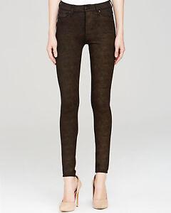 0789877af2f $198 HUDSON 'Barbara' High Waist Super Skinny Jeans Speculum Black ...