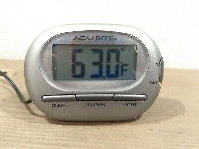 AcuRite 00888A3 Indoor//Outdoor Digital Thermometer