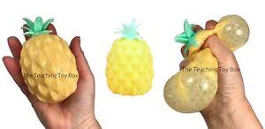 Pineapple-Fruit-Squeeze-Stress-Ball-Squishy-Sensory-Fidget