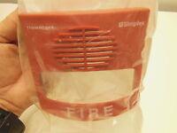 Simplex Truealert Fire Alarm Bezel