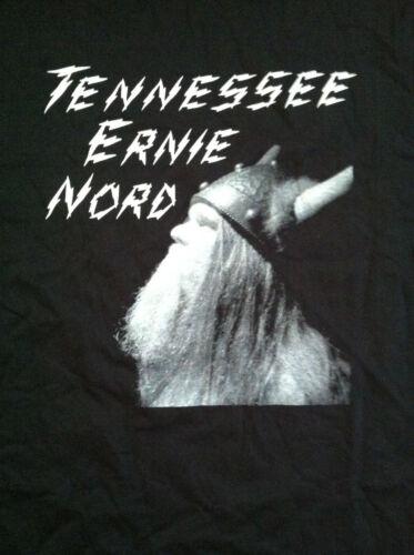 Tennessee Ernie Nord T-Shirt WWF WCW ECW TNA ROH WWE
