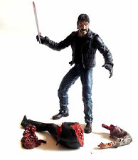 """Romero Land Of The Dead BLADE 6"""" zombie horror figure toy + accessories"""