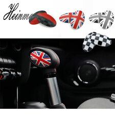 1 Pair Car Shift Lever ABS Decor Trim Cover For AT Mini Cooper F54 F56 F55  #B