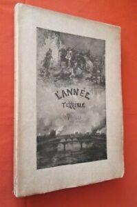 VICTOR-HUGO-L-039-annee-terrible-Edition-illustree-1880