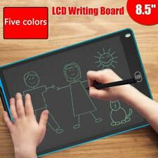 MeterMall 4.4 Inch LCD Writing Tablet Drawing Board Electronic Drawing Tablet Kids Tablets Doodle Board Writing Pad Blue