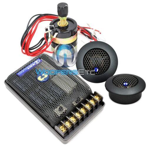 CDT AUDIO CS-25 ACCENT CENTER SPEAKER CONTROL SYSTEM DRT-25 CS-256 LP-1 NEW