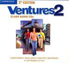 Ventures Level 2 Class Audio CDs (2): ': Level 2 by Dennis Johnson, Sylvia Ramirez, K. Lynn Savage, Gretchen Bitterlin, Donna Price (CD-Audio, 2013)