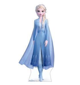 Frozen 2 Elsa Life Size Standup Cutout Brand New Disney