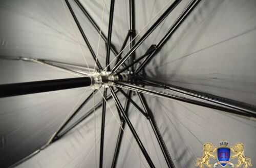 Rolls Royce Umbrella Single Phantom Wraith Ghost Fits All New Black Genuine Item