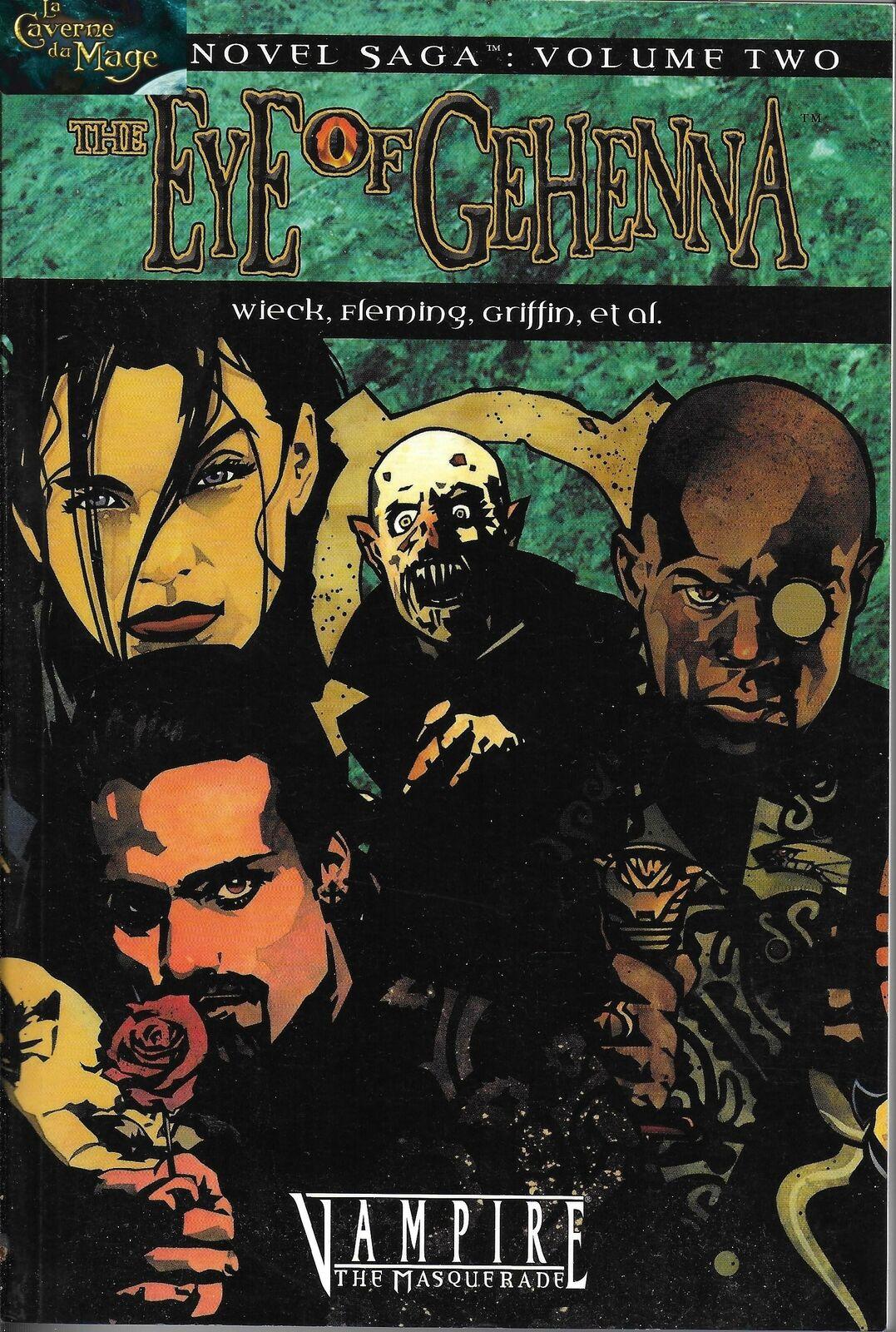 VAMPIRE THE MASQUERADE - The Eye of Gehenna RPG