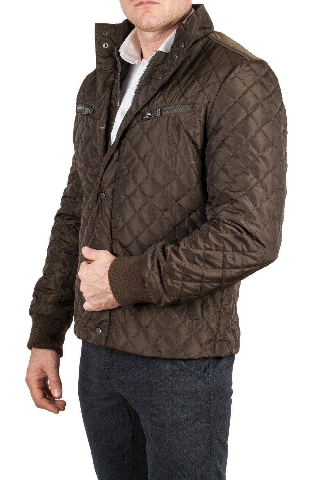 hot sale online ca12d 06908 Herren Winter Steppjacke Jacke Jacke Jacke oliv Jacket Parka ...