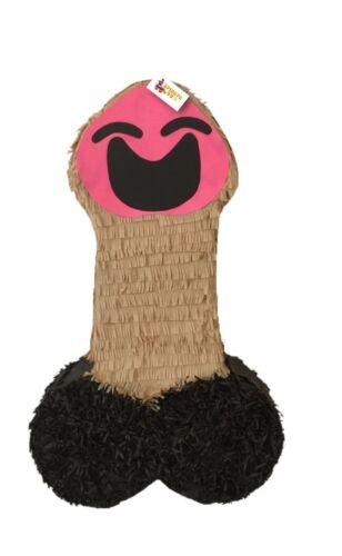 "APINATA4U Laughing Pecker Pinata 24/"" Tall Adult Gag Gift Bachelorette Party Favo"