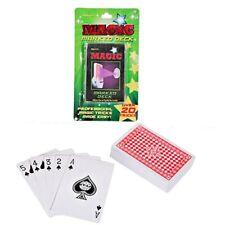FANTASMA Marked Deck Playing Cards Poker Cheat Magician Magic Trick Gag Game-new