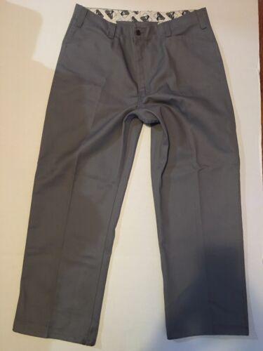 Ben Davis Gray Work Pants 38x30 Uniform Casual Chi